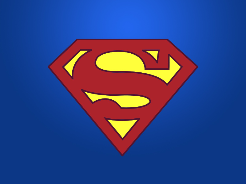 Free Superman Vector Logo | Vectorize images