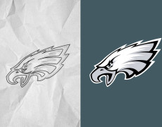 Philadelphia Eagles Logo Eps