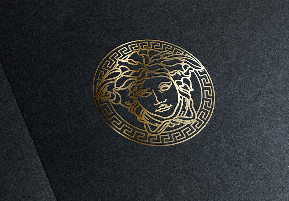 versace logo vector wwwpixsharkcom images galleries