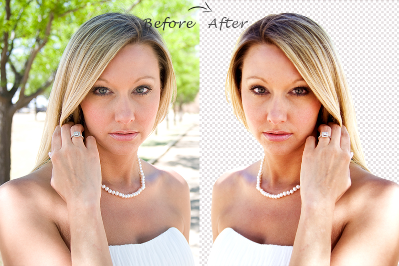 Remove Background from Photo | Vectorize images