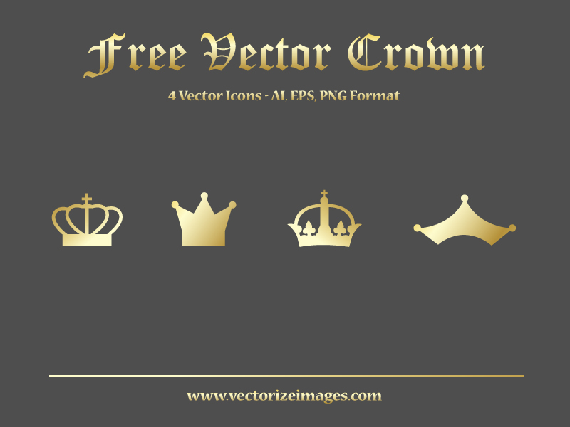 Free Crown Vector