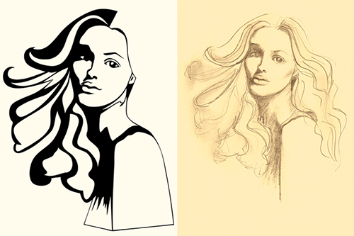 face-sketch-both