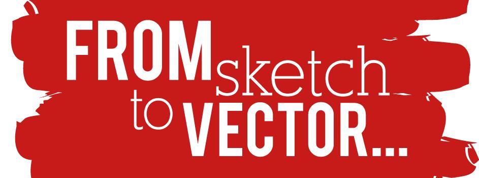 sketch to vector