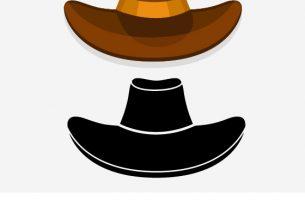 Cowboy Hat free vector