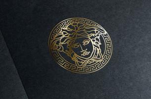 free versace logo