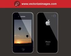 Free iPhone Template Ai