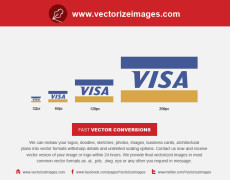 Free Visa Vector Icon