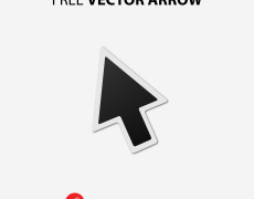 Free Vector Arrow