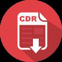 cdr file format